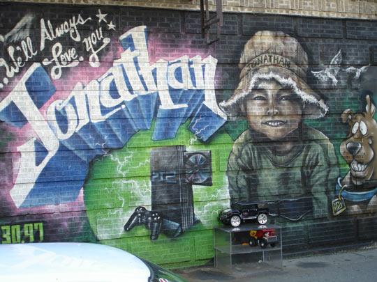 Imagenes de graffitis de nombres jonathan - Imagui