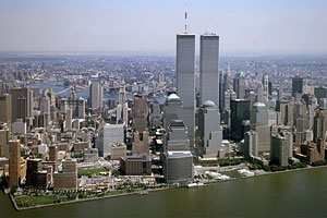 World Trade Center 1970 - 2001